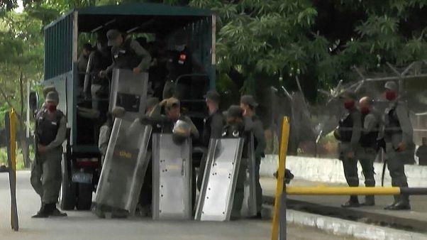 شورش زندانیان در ونزوئلا دست کم ۴۷ کشته بر جای گذاشت
