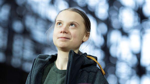 Manaus pede ajuda a Greta Thunberg