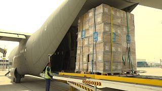 Visiting the WHO's COVID-19 logistics hub