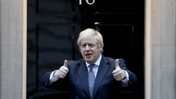 Virus Outbreak Britain