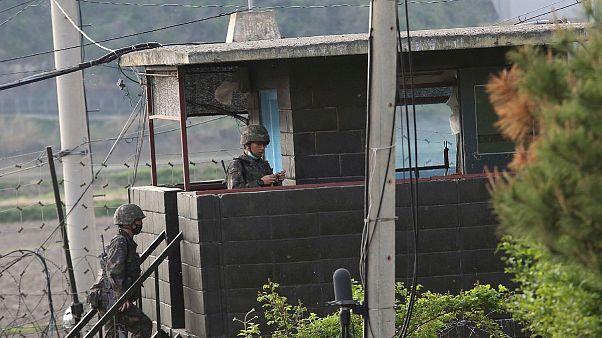 پمپئو: تیراندازی مرزبانان کره شمالی و جنوبی اتفاقی بود