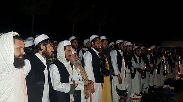 بیش از ۶۰۰ نفر از افراطگرایان طالبان از زندانهای افغانستان آزاد شدند