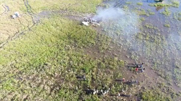 Fatal accidente en Bolivia de una avioneta que repatriaba a cuatro españoles