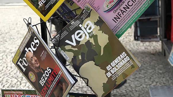 Liberdade de imprensa nos países lusófonos