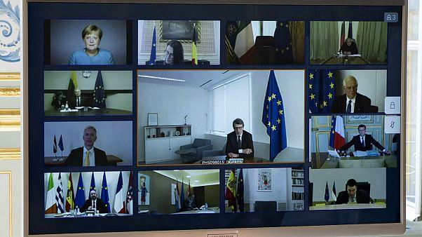 کمک میلیارد یورویی رهبران اتحادیه اروپا برای تولید جهانی واکسن کرونا