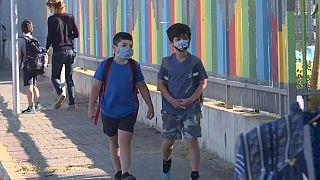 Израиль: снова в школу