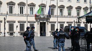 مبنى رئاسة الحكومة الإيطالية في روما