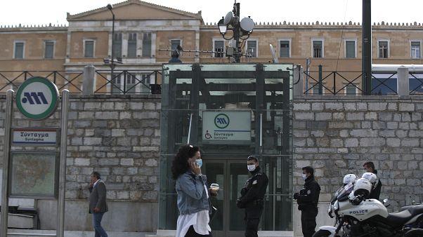 Αθήνα, Μετρό Σύνταγμα