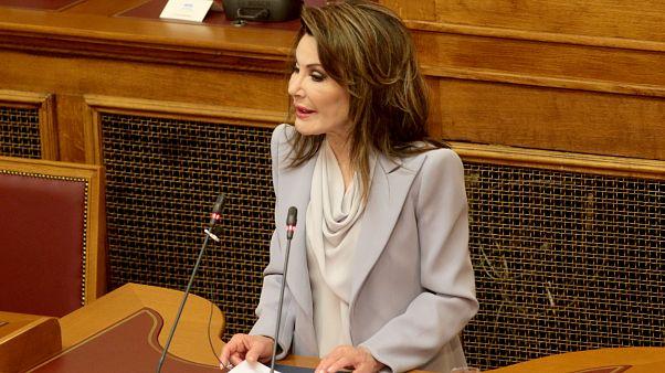 Γιάννα Αγγελοπούλου: Το Σύνταγμα διασφαλίζει ότι τα μέτρα είναι προσωρινά