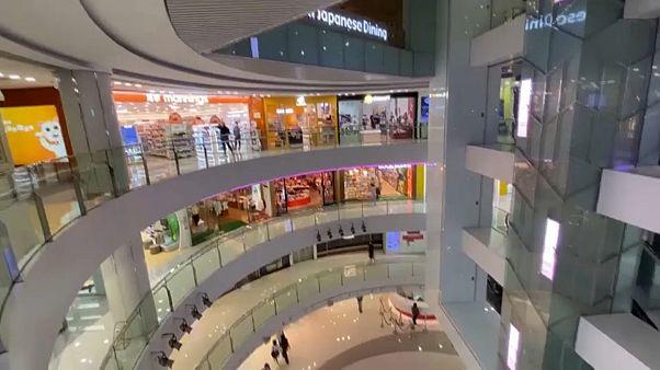 Wirtschaftskrise in Hongkong - Tourismus bricht ein