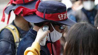 Güney Kore'deki araştırmaya göre insanlar ikinci kez Covid-19'a yakalanmıyor