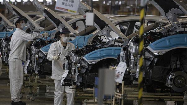 Çin'deki imalat sanayi