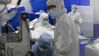 Virus Outbreak China Medical Exports