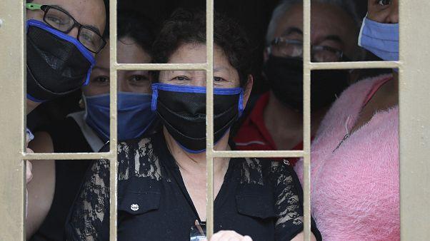 APTOPIX Virus Outbreak Colombia / FILE PHOTO