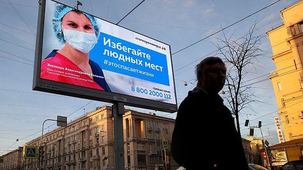 کرونا در روسیه؛ پدیده عجیب سقوط پزشکان از پنجره بیمارستان