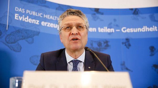 RKI-Präsident Wieler rechnet mit einer zweiten Coronavirus-Welle.