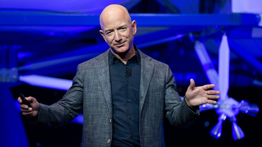 Musk and Bezos feud goes electric with Amazon's answer to Tesla | Living