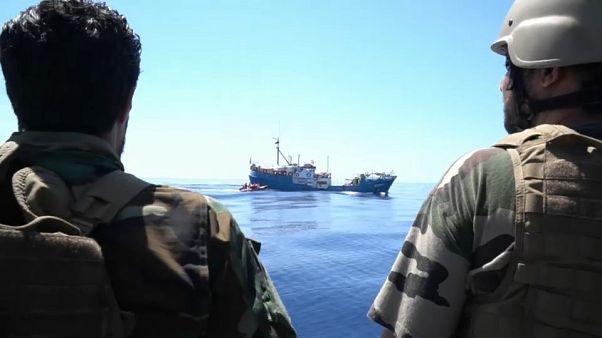 Действия Евросоюза в отношении Ливии вызывают вопросы