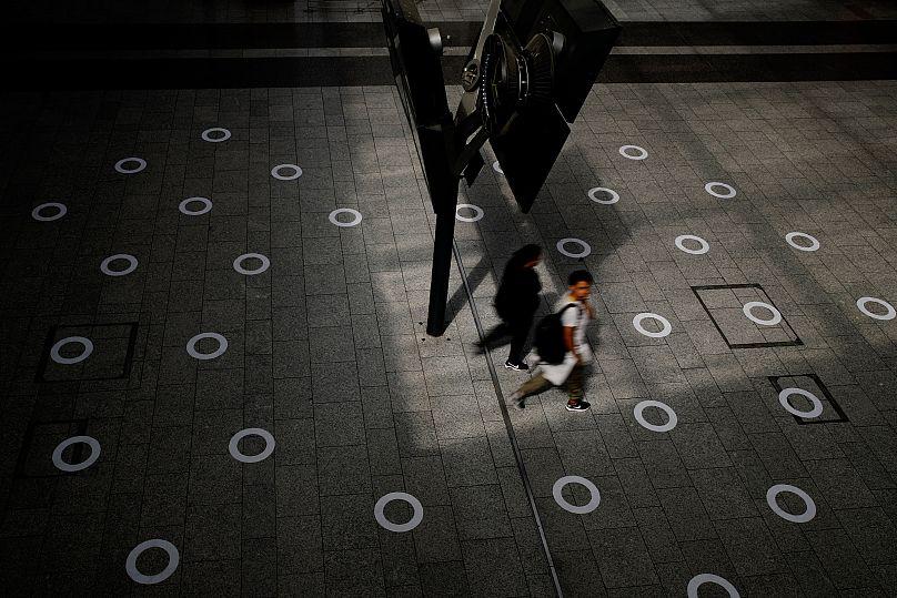 Foto de Christophe Ena / AP