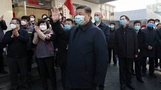 الرئيس الصيني جي جينبينغ