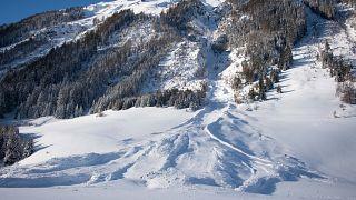 Havazás Ausztriában, AUSTRIA WEATHER SNOW