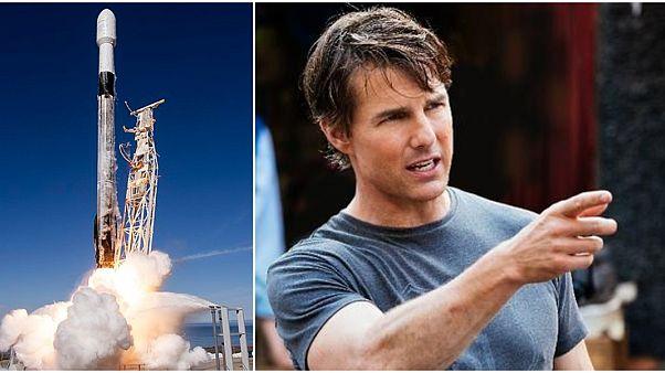 Hollywood kulisi: Tamamı uzayda çekilecek ilk uzun metraj film geliyor