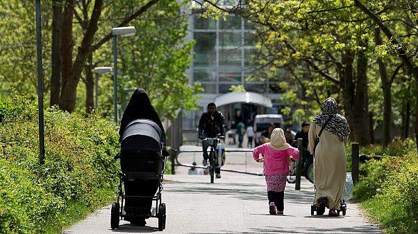 Danimarka'da Müslümanlar