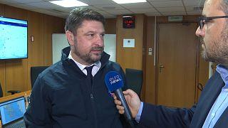 Νίκος Χαρδαλιάς στο euronews: Η διαδικασία ιχνηλάτησης έκανε τη διαφορά στην Ελλάδα