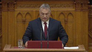 Viktor Orbán, primer ministro húngaro