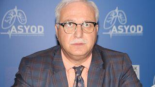 Sağlık Bakanlığı Korona Bilim Kurulu Üyesi Prof. Dr. Tevfik Özlü