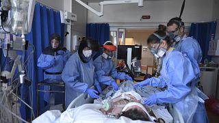 Больница в Кембридже