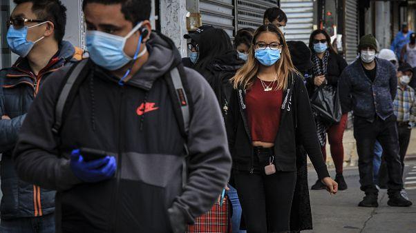 Koronavírus: Amerika újranyit