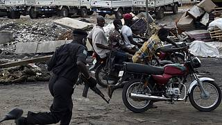 Nijerya polisi