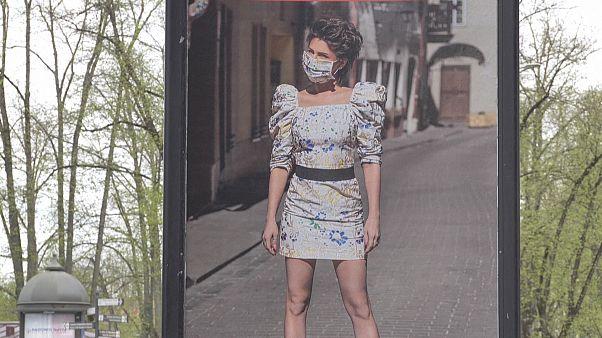 Λιθουανία: Mask Fashion Week εν μέσω της πανδημίας Covid-19
