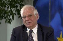 Coronavirus exacerbating ''disordered world'' warns EU's top diplomat