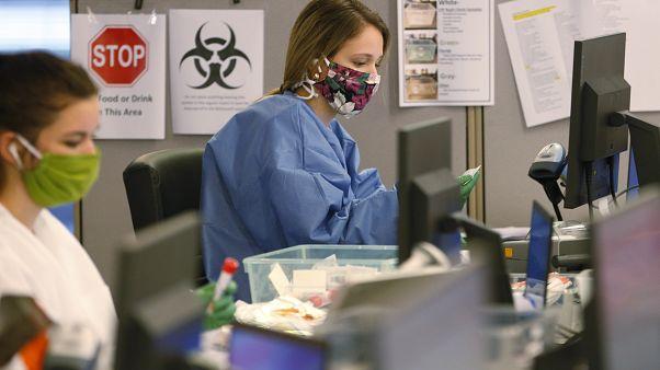 Virus Outbreak Testing