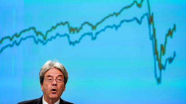 EU forecasts 'recession of historic proportions' this year