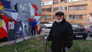 Russians create 75 portraits for WWII veterans in time for VE Day Anniversary