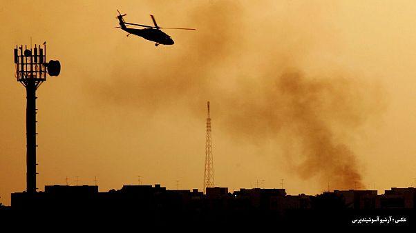 منطقه فرودگاهی بغداد با سه راکت هدف حمله قرار گرفت