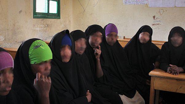 حملة تحسيس ضد ختان البنات