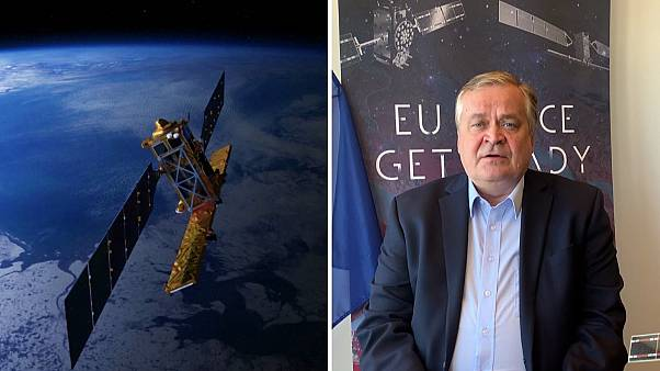 Europe deploys space tech to manage COVID-19 impact
