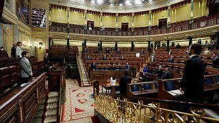 El Gobierno logra una cuarta prórroga del estado de alarma en España