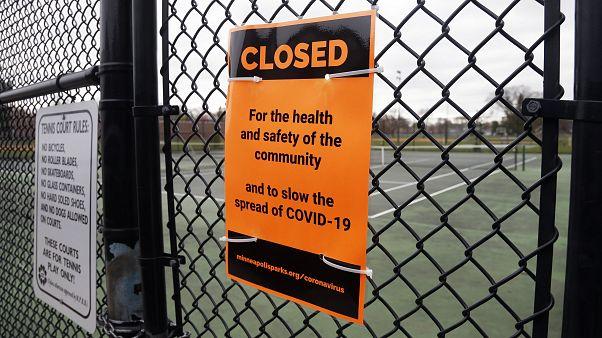 Koronavírus: segélyalap teniszezőknek