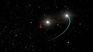Gök bilimciler Dünya'ya 1000 ışık yılı uzaklıkta bir kara delik keşfetti