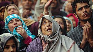 Mukhtar Khan Pulitzer-díjjal jutalmazott fotója az India által ellenőrzött Kasmírból