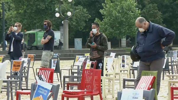 Újraindul Európa: segítséget kérnek az olasz vendéglősök