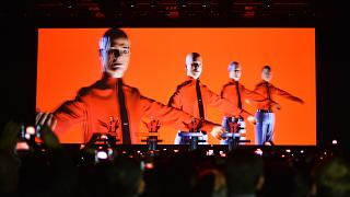 Kraftwerk-Konzert in Berlin, 2015