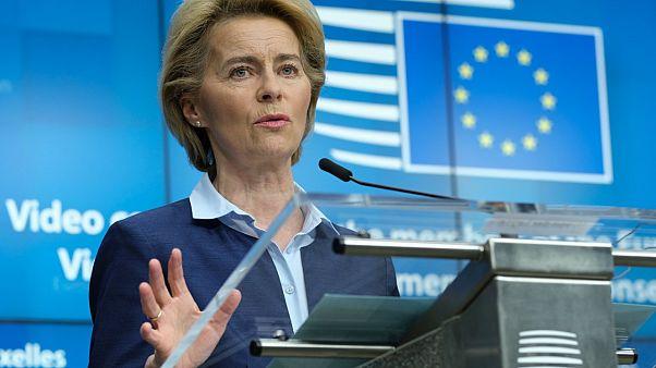 AB Komisyonu Başkanı von der Leyen: Batı Balkanlar'ın yeri AB'dir, bununla ilgili hiçbir şüphe yok