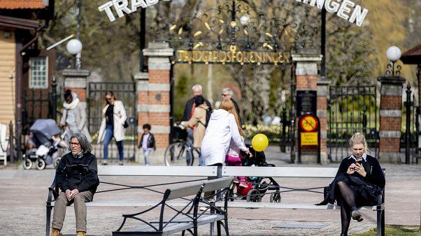 Mégis működik a járványkezelés svéd modellje
