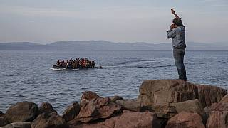 Greece Floating Border